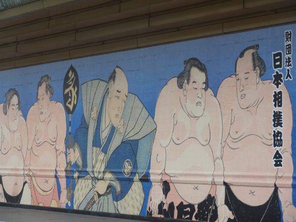 大相撲壁画2
