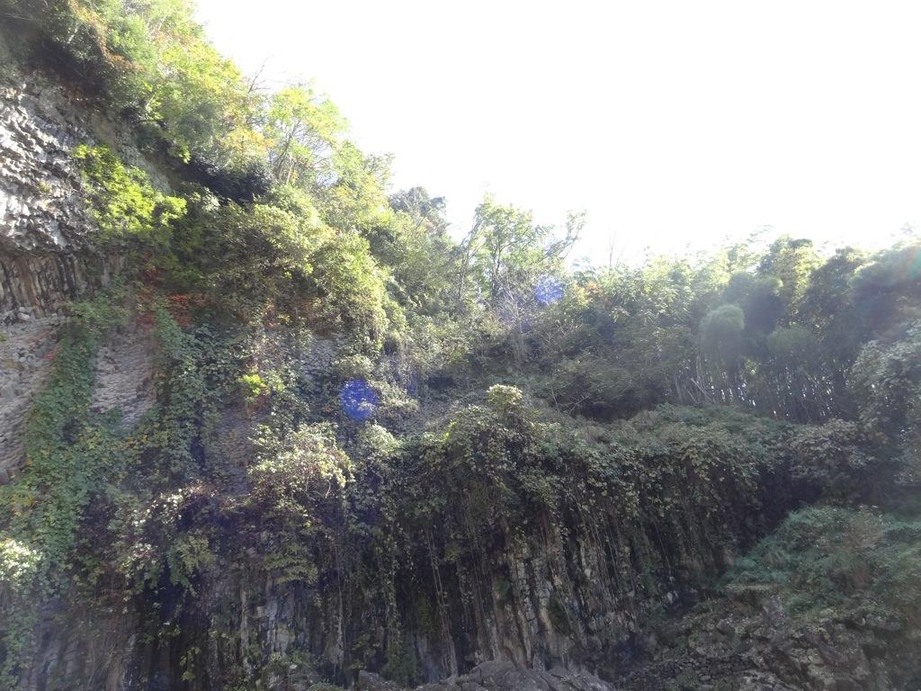 青龍洞と自然