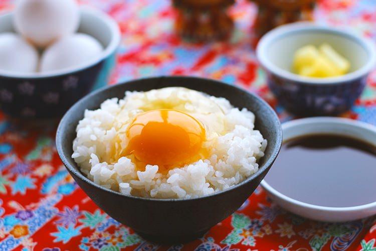 卵かけごはんみたいな朝ごはんが食べれるといいですね〜