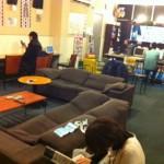 2012年の年末 カオサン東京アネックスの宿泊レポート
