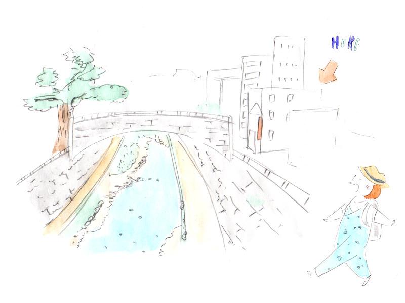長崎インターナショナルホステルあかりの周辺