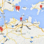 都道府県別の一覧ページでGoogleMapsから探せるようになりました