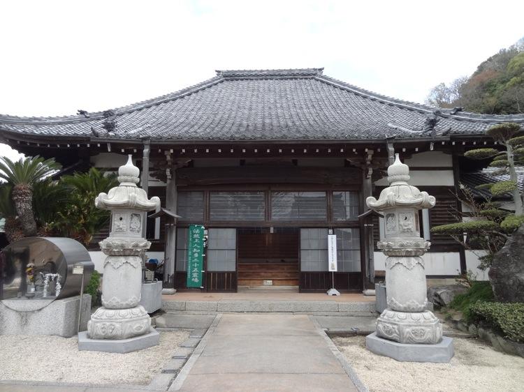 光明寺の様子
