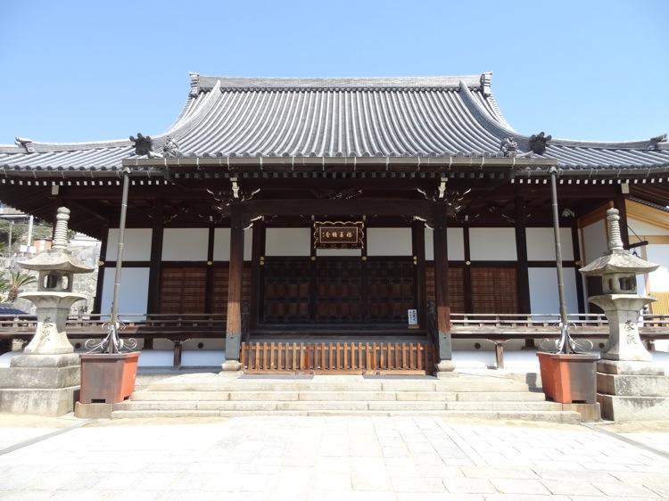 福善寺の本殿