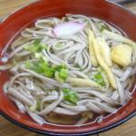 道の駅にしいやで名物の祖谷そばと小麦団子を食べた話