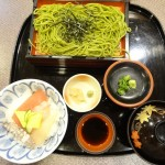 JR岡山駅の「ふく仙」で食べた海鮮丼・そばランチがリーズナブルな値段で美味しかった