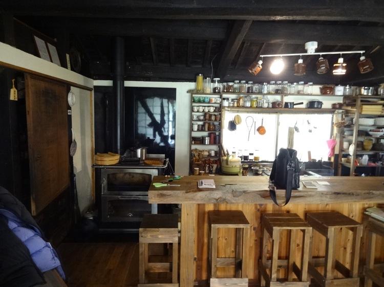 空音遊のキッチン