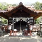 尾道の御袖天満宮(みそでてんまんぐう)は菅原道真公を祀る神社
