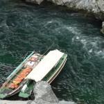 大歩危峡観光遊覧船に乗って川下り体験!大自然を感じる時間でした
