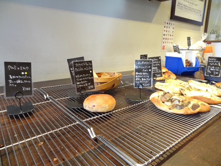 パン屋航路のパン 人気です