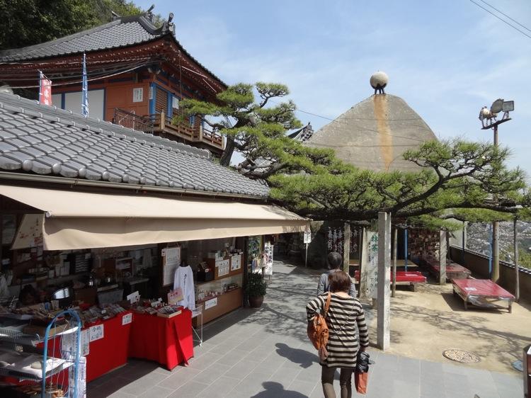 千光寺のお土産屋