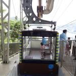 千光寺公園展望台の景色と千光寺山ロープウェイで下山した時の話
