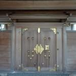 篠島の神明神社は伊勢神宮とのつながりがあり、20年ごとの遷宮で景色が変わる