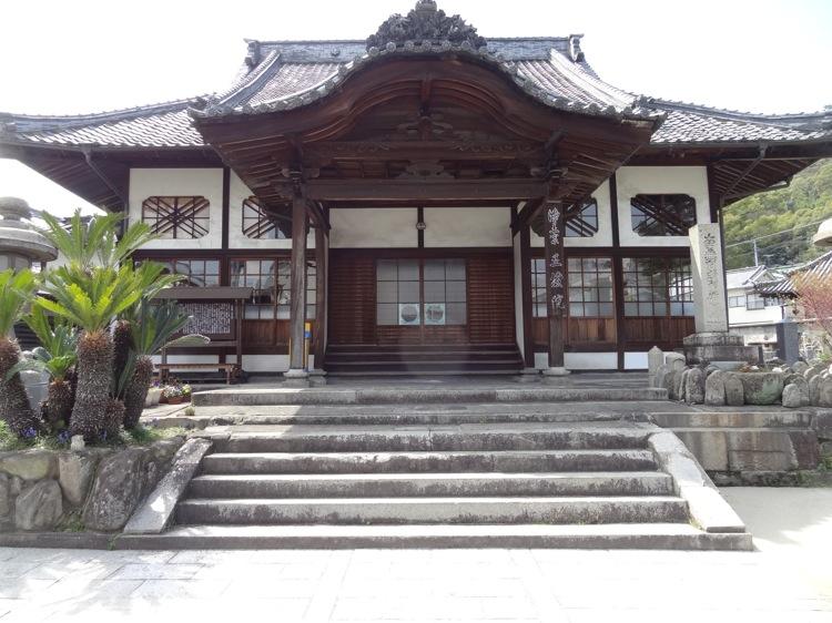 正授院の本殿