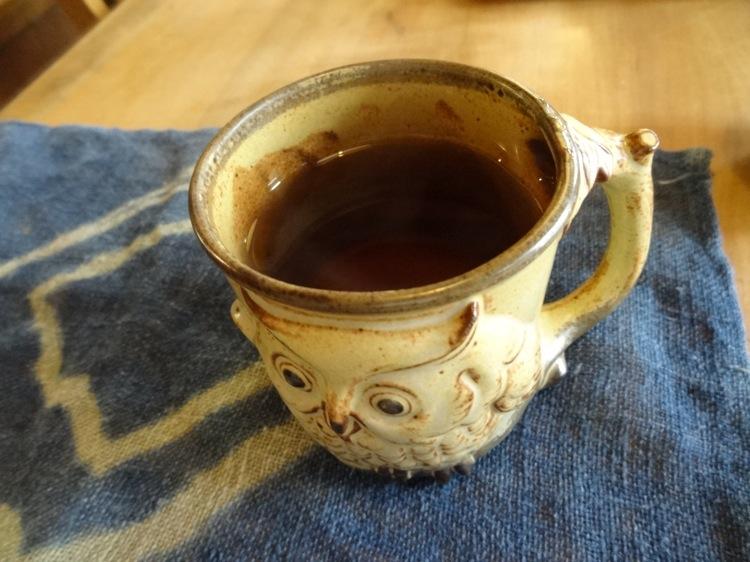 有鄰庵の紅茶