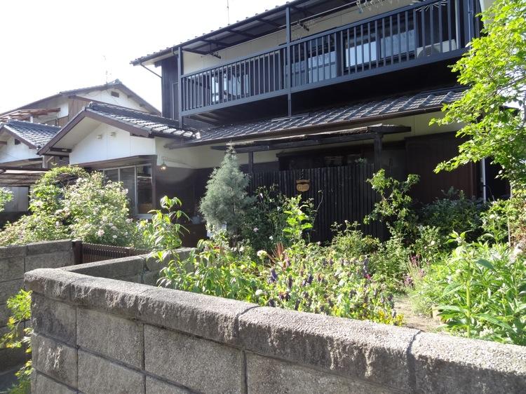 直島 カフェいっぽ