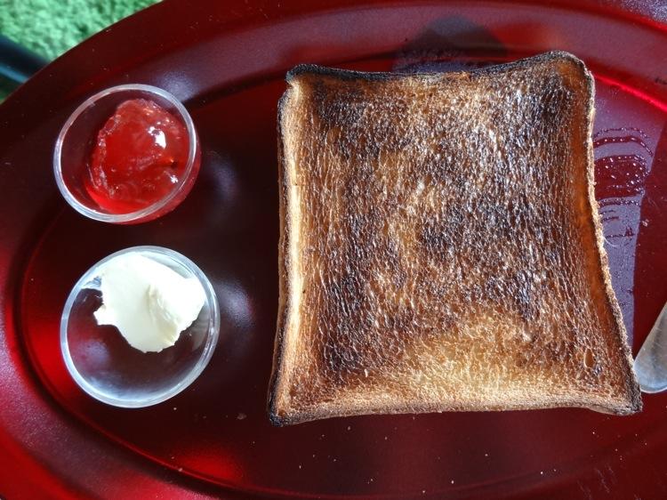 バンブーヴィレッジ 翌日の朝食