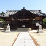 直島の1日の初めはお参りから!「八幡(はちまん)神社」について詳しく紹介