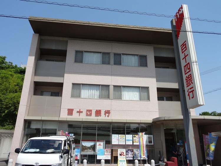 直島の百十四銀行