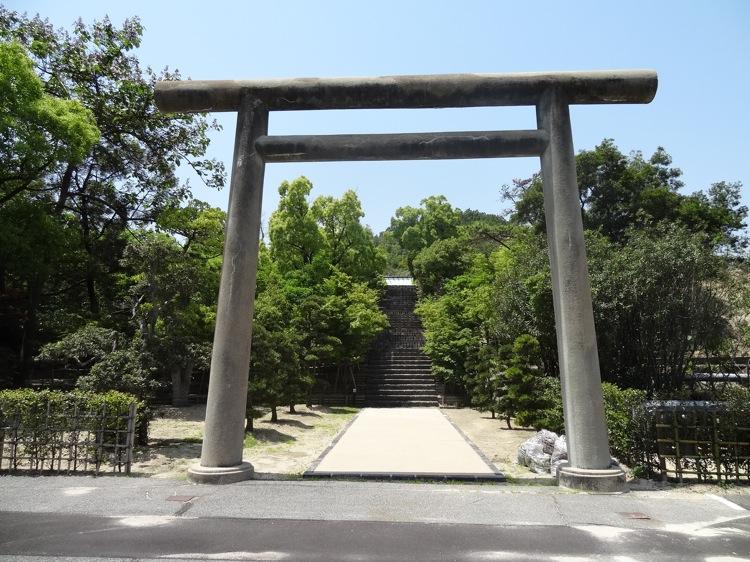 直島の山神社