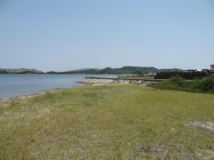 直島の景色