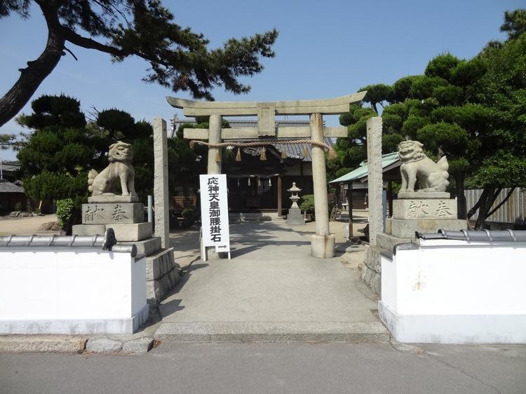 直島の住吉神社