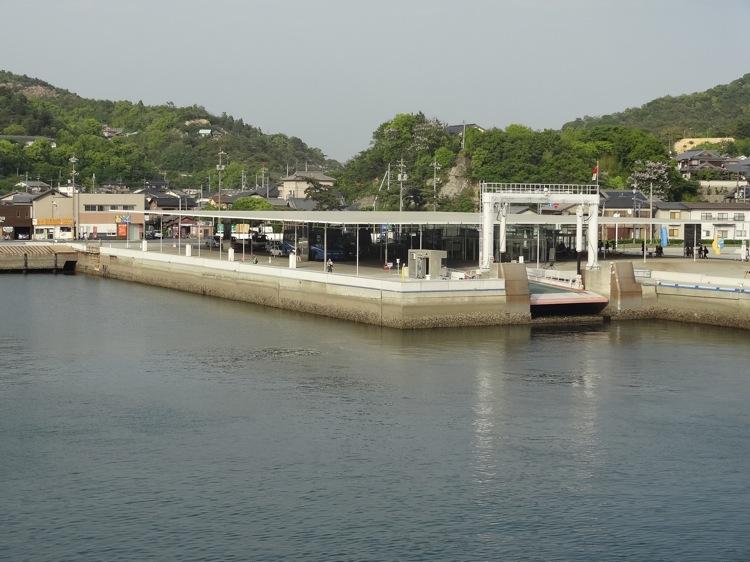 グッバイ直島