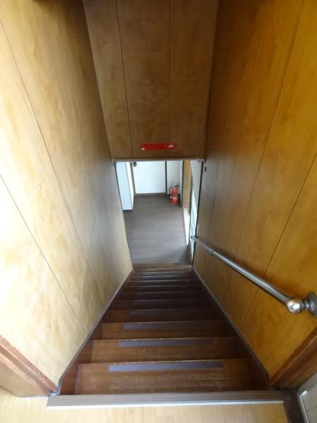 ちょっとこまの階段