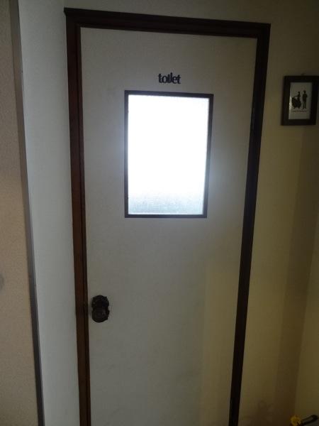 ちょっとこま 1階の男女共用トイレ