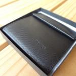 薄い財布abrAsus(アブラサス)が到着!1日使った感想とメリット・デメリット