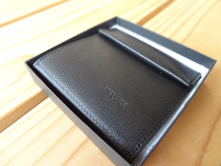 abrAsusの財布が見えてきました