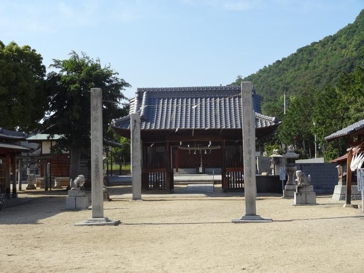 屋島にある八坂神社