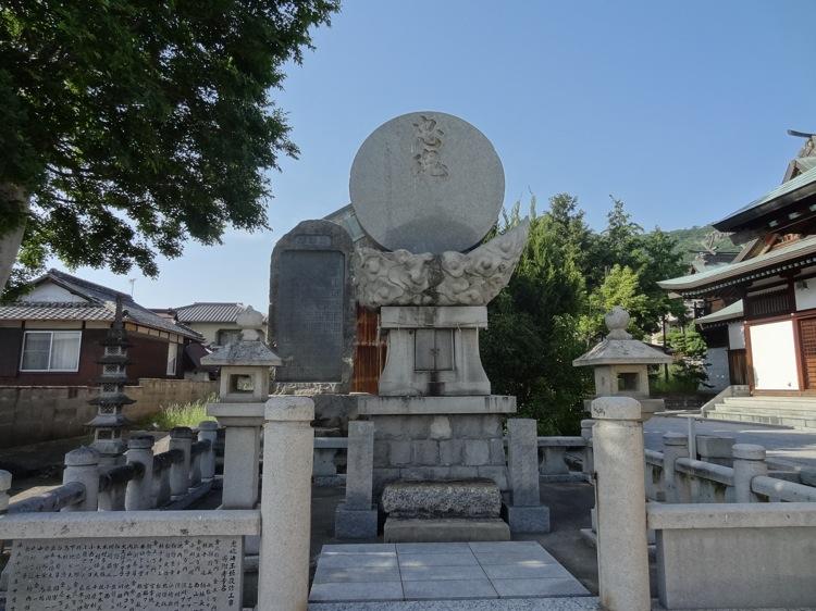八坂神社の鎮魂