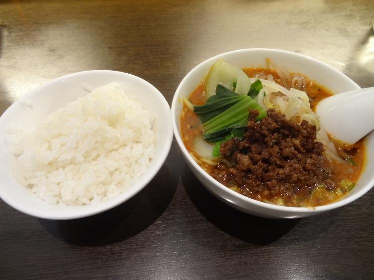 陳建一の担々麺