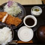 JR豊橋駅近くの「和幸カルミア豊橋店」はガッツリととんかつが食べれます