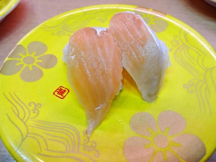 祭り茜店のお寿司