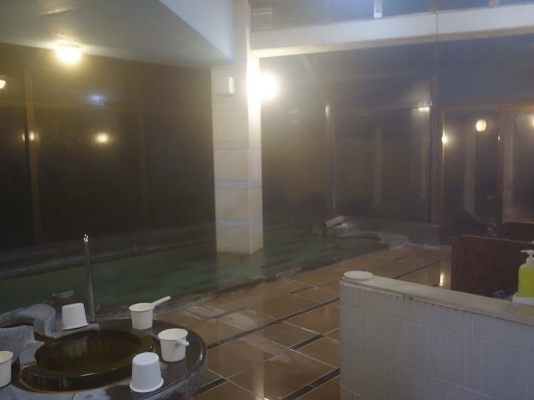 勘太郎の湯のお風呂の様子