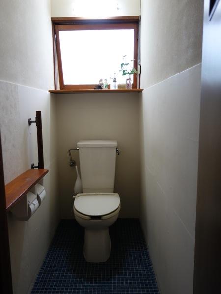 箱根ねんねこやのトイレ