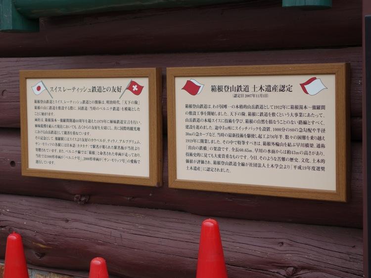 箱根登山ケーブルカーとスイスレーティッシュ鉄道との関わり