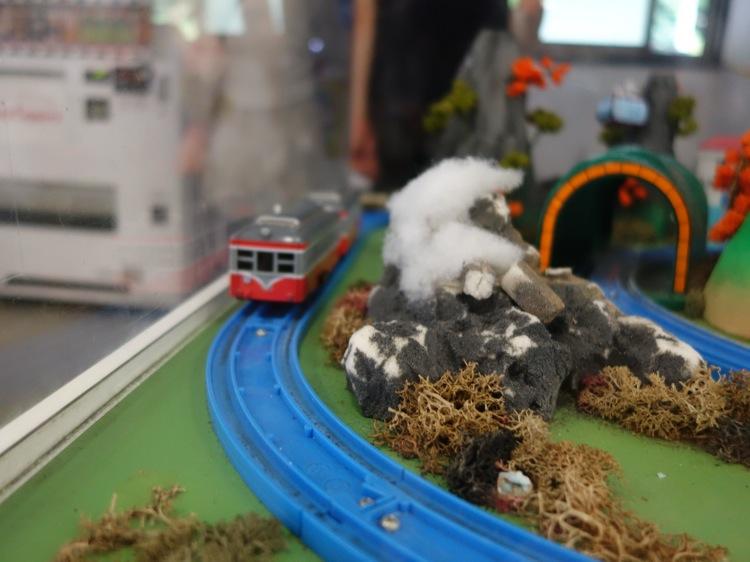 箱根登山鉄道のプラレール