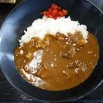 箱根桃源台のレストラン「樹の館」のビーフカレーはスパイスが効いて美味しかった!