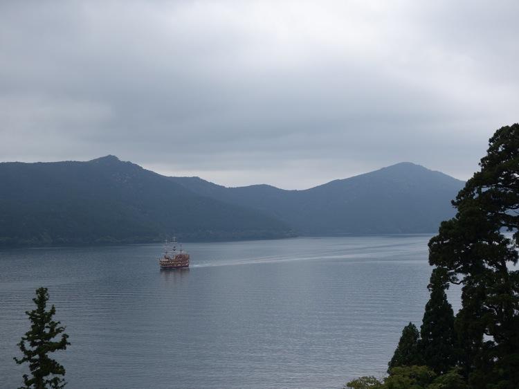 遠見番所からの景色