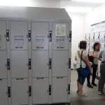 箱根湯本駅にはコインロッカーが4ヶ所あり、荷物が多すぎる方にやさしい