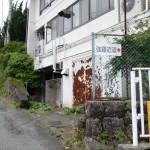 箱根の宮城野地区から強羅までの細い近道「強羅近道」を通ってみました