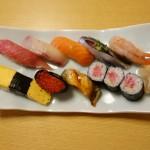 築地市場の寿司清で食べたお寿司がめちゃくちゃ美味しかった!