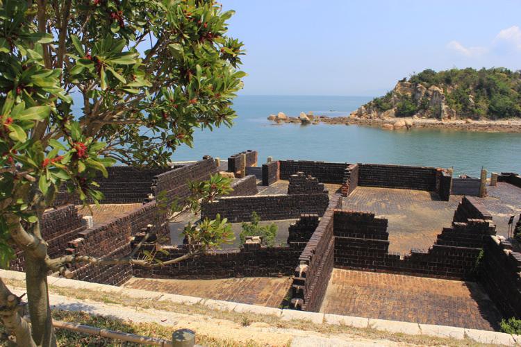 犬島の景色
