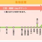 姫路と神戸の観光に便利!「三宮・姫路1dayチケット」を使い倒そう