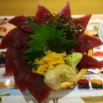 スカイツリー周辺のお寿司屋「築地すし鮮 おしなり公園前店」の豪華な鉄火丼が良かった