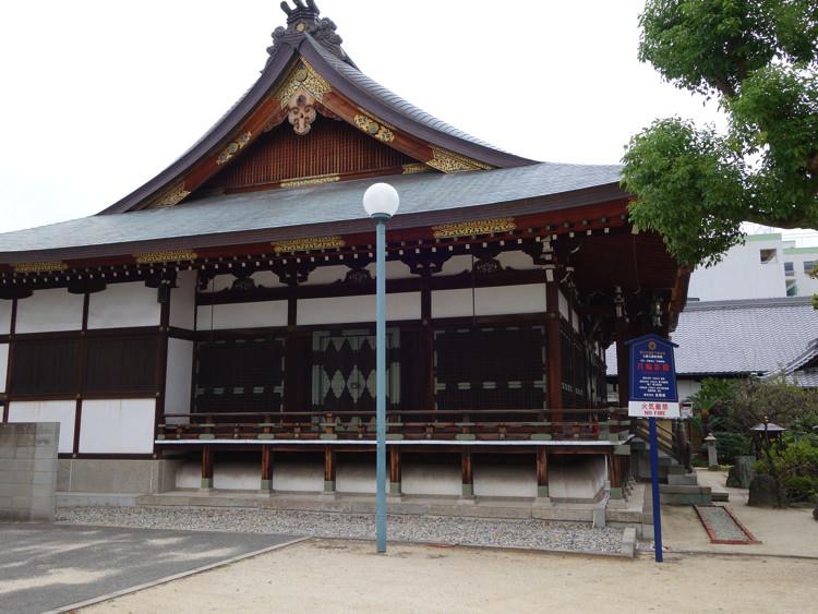 兵庫大仏の月輪影殿