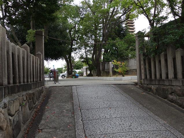 清盛塚の神社